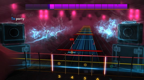 """Скриншот №4 к Rocksmith® 2014 Edition – Remastered – Beastie Boys - """"Fight For Your Right"""""""