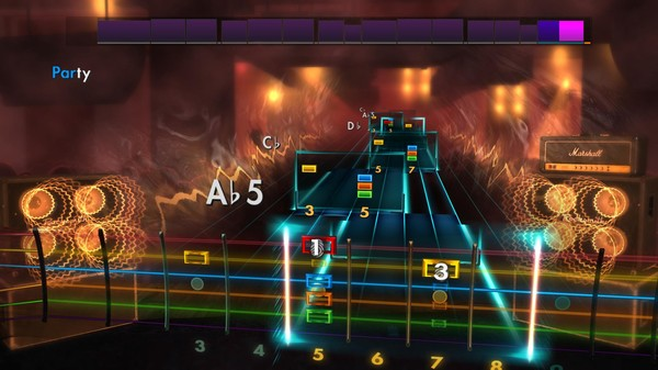"""Скриншот №5 к Rocksmith® 2014 Edition – Remastered – Beastie Boys - """"Fight For Your Right"""""""