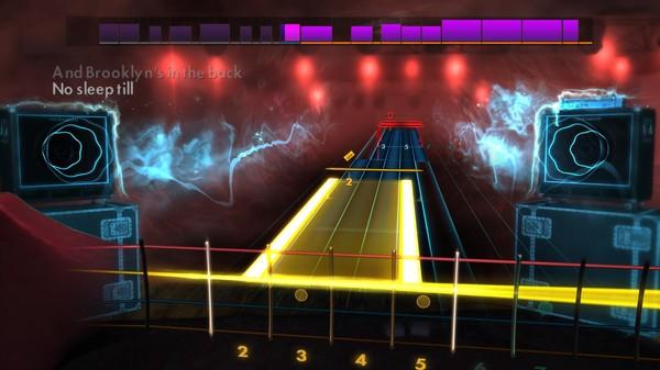Скриншот №2 к Rocksmith® 2014 Edition – Remastered – Beastie Boys Song Pack