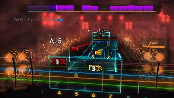 Скриншот №3 к Rocksmith® 2014 Edition – Remastered – Beastie Boys Song Pack