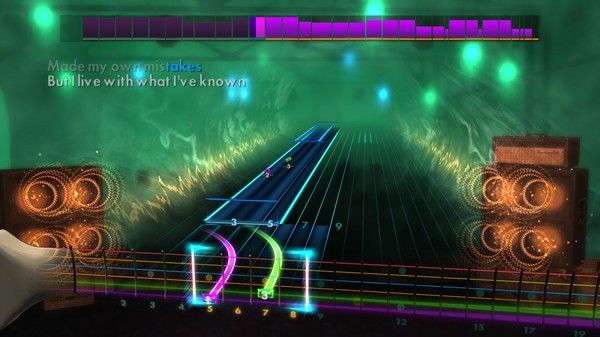 "Скриншот №2 к Rocksmith® 2014 Edition – Remastered – Candlebox - ""Far Behind"""