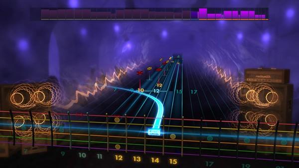 "Скриншот №1 к Rocksmith® 2014 Edition – Remastered – Candlebox - ""Far Behind"""