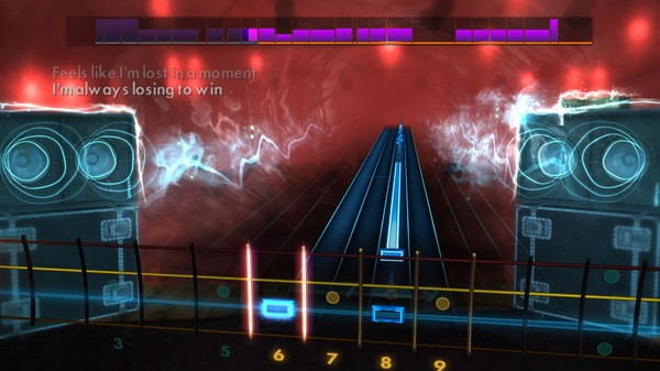 "Скриншот №3 к Rocksmith® 2014 Edition – Remastered – Kasabian - ""Underdog"""