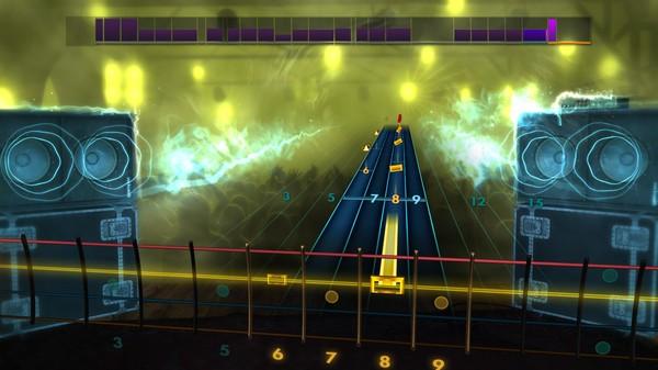 "Скриншот №4 к Rocksmith® 2014 Edition – Remastered – Kasabian - ""Underdog"""