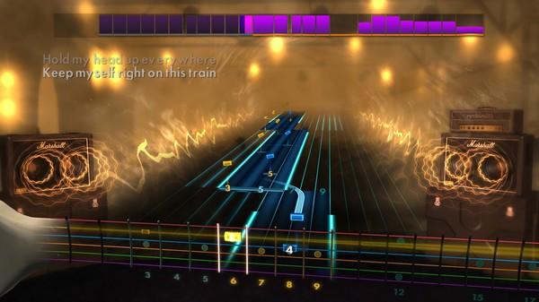 "Скриншот №5 к Rocksmith® 2014 Edition – Remastered – Kasabian - ""Underdog"""