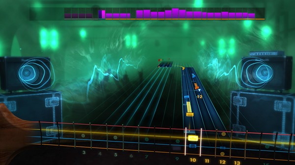 "Скриншот №1 к Rocksmith® 2014 Edition – Remastered – Steppenwolf - ""Magic Carpet Ride"""
