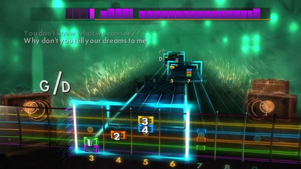 "Скриншот №5 к Rocksmith® 2014 Edition – Remastered – Steppenwolf - ""Magic Carpet Ride"""