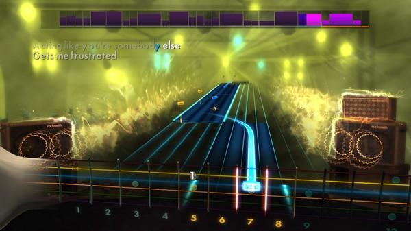 "Скриншот №1 к Rocksmith® 2014 Edition – Remastered – Avril Lavigne - ""Complicated"""
