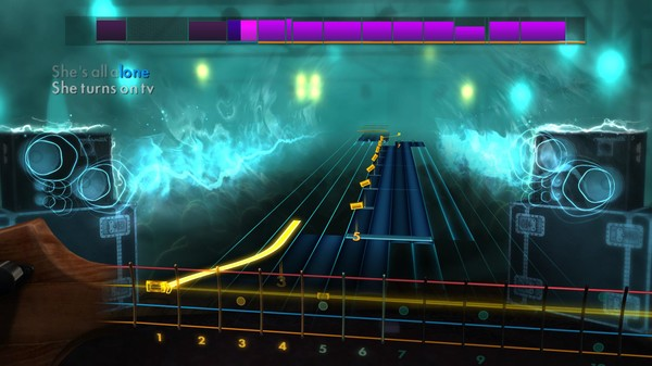 "Скриншот №4 к Rocksmith® 2014 Edition – Remastered – Avril Lavigne - ""Sk8er Boi"""