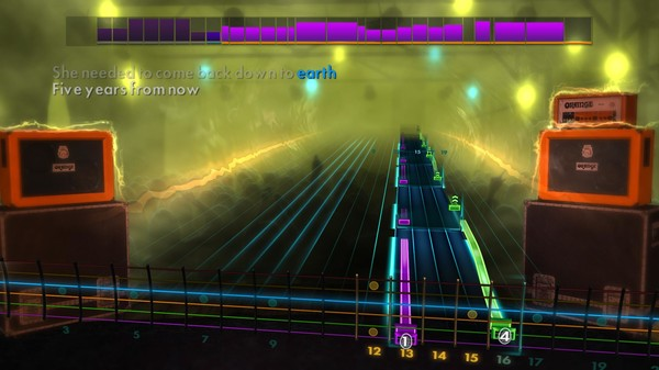 "Скриншот №3 к Rocksmith® 2014 Edition – Remastered – Avril Lavigne - ""Sk8er Boi"""