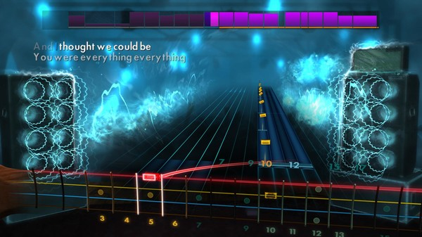 "Скриншот №3 к Rocksmith® 2014 Edition – Remastered – Avril Lavigne - ""My Happy Ending"""