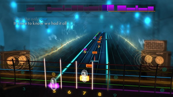 "Скриншот №2 к Rocksmith® 2014 Edition – Remastered – Avril Lavigne - ""My Happy Ending"""