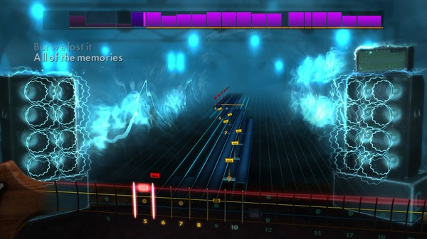 "Скриншот №1 к Rocksmith® 2014 Edition – Remastered – Avril Lavigne - ""My Happy Ending"""