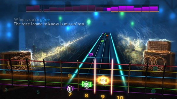 """Скриншот №2 к Rocksmith® 2014 Edition – Remastered – Avril Lavigne - """"When Youre Gone"""""""