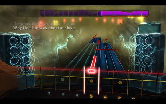"""Скриншот №4 к Rocksmith® 2014 Edition – Remastered – Tonic - """"If You Could Only See"""""""