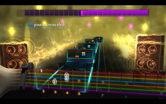 """Скриншот №2 к Rocksmith® 2014 Edition – Remastered – Tonic - """"If You Could Only See"""""""