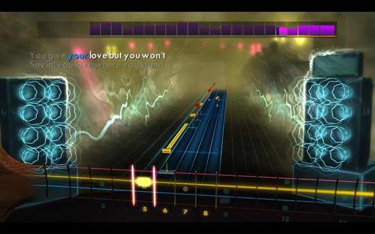 """Скриншот №5 к Rocksmith® 2014 Edition – Remastered – Tonic - """"If You Could Only See"""""""