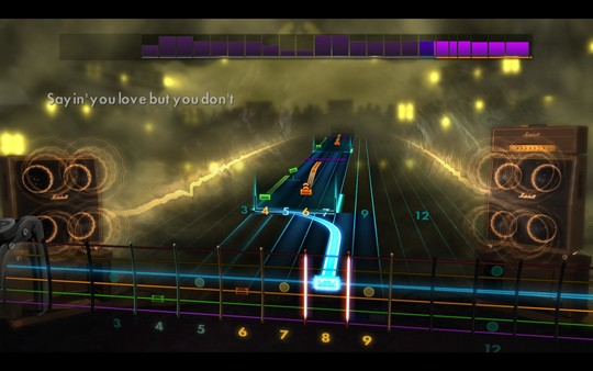 """Скриншот №3 к Rocksmith® 2014 Edition – Remastered – Tonic - """"If You Could Only See"""""""