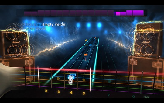 Скриншот №4 к Rocksmith® 2014 Edition – Remastered – 90s Mix Song Pack II