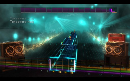 Скриншот №1 к Rocksmith® 2014 Edition – Remastered – 90s Mix Song Pack II