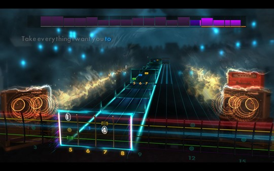 Скриншот №3 к Rocksmith® 2014 Edition – Remastered – 90s Mix Song Pack II