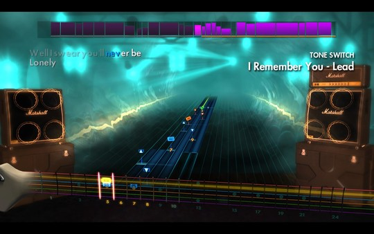 "Скриншот №3 к Rocksmith® 2014 Edition – Remastered – Skid Row - ""I Remember You"""