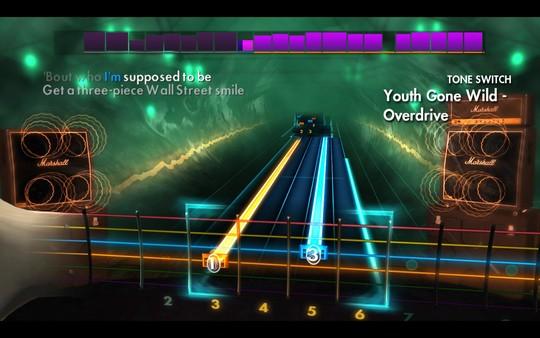 "Скриншот №2 к Rocksmith® 2014 Edition – Remastered – Skid Row - ""Youth Gone Wild"""