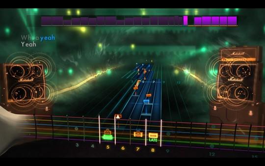 "Скриншот №1 к Rocksmith® 2014 Edition – Remastered – Skid Row - ""Youth Gone Wild"""