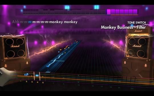 """Скриншот №1 к Rocksmith® 2014 Edition – Remastered – Skid Row - """"Monkey Business"""""""