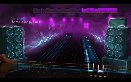 """Скриншот №2 к Rocksmith® 2014 Edition – Remastered – Skid Row - """"Monkey Business"""""""
