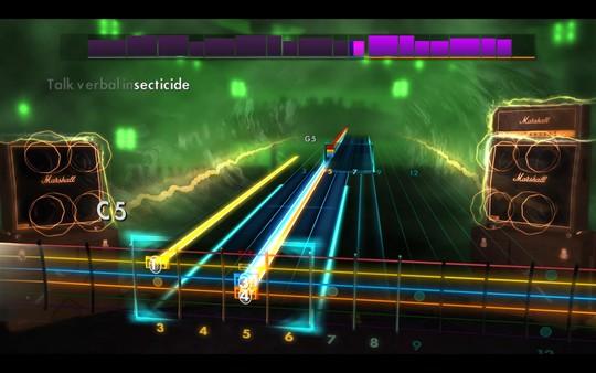 "Скриншот №5 к Rocksmith® 2014 Edition – Remastered – Skid Row - ""Slave to the Grind"""