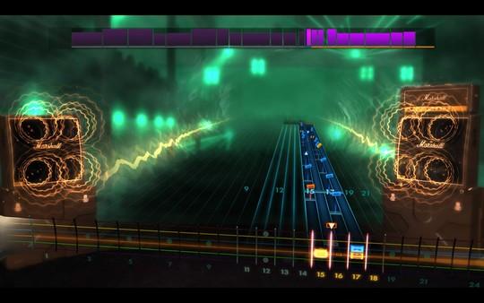 "Скриншот №3 к Rocksmith® 2014 Edition – Remastered – Skid Row - ""Slave to the Grind"""