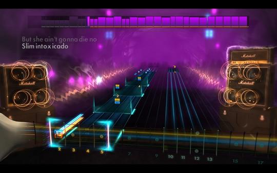 Скриншот №5 к Rocksmith® 2014 Edition – Remastered – Skid Row Song Pack