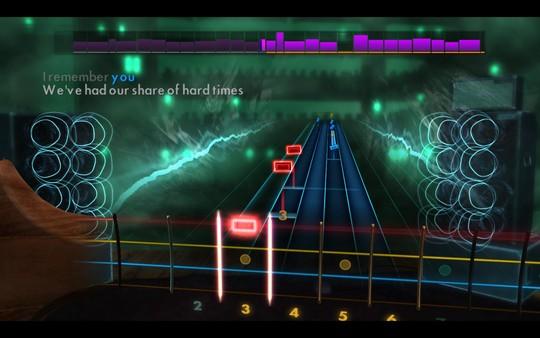 Скриншот №2 к Rocksmith® 2014 Edition – Remastered – Skid Row Song Pack
