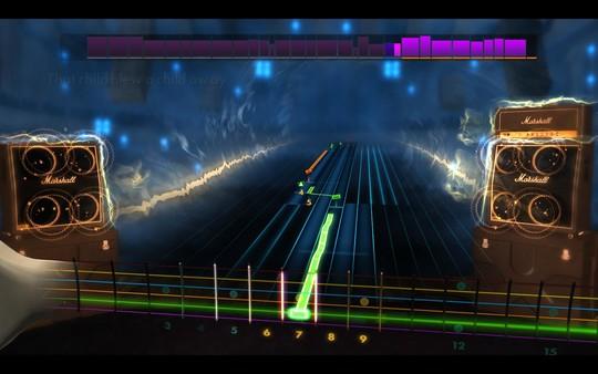 Скриншот №4 к Rocksmith® 2014 Edition – Remastered – Skid Row Song Pack