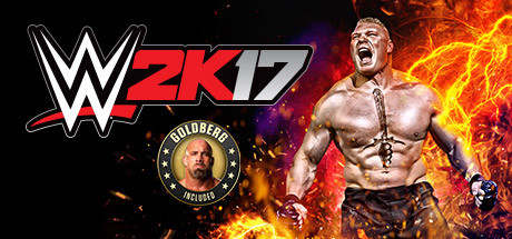 WWE 2K17 Cover Image