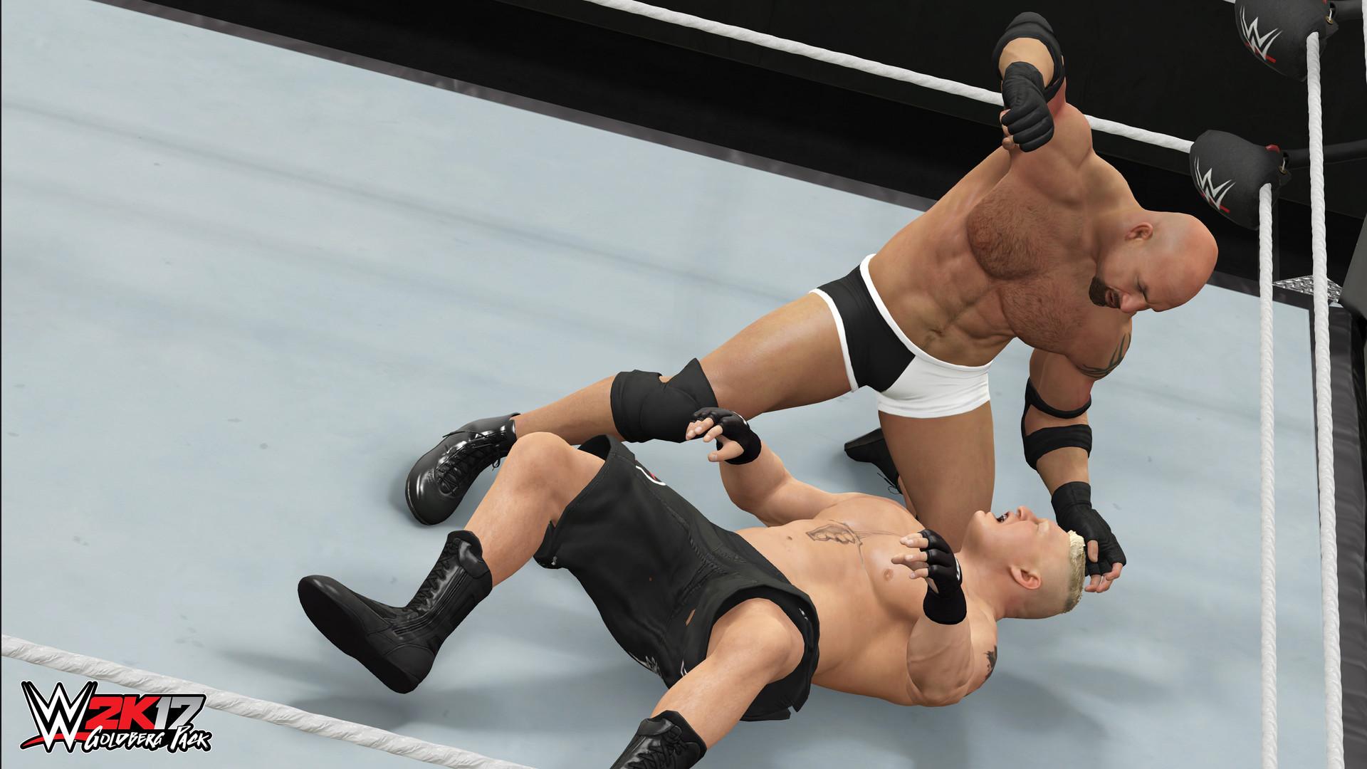 WWE 2K17 Screenshot 1