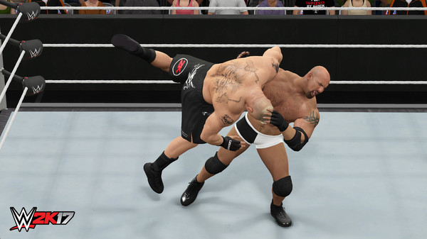 WWE 2K17 v1.0-Update 2017.03.29 Plus 11 Trainer-FLiNG