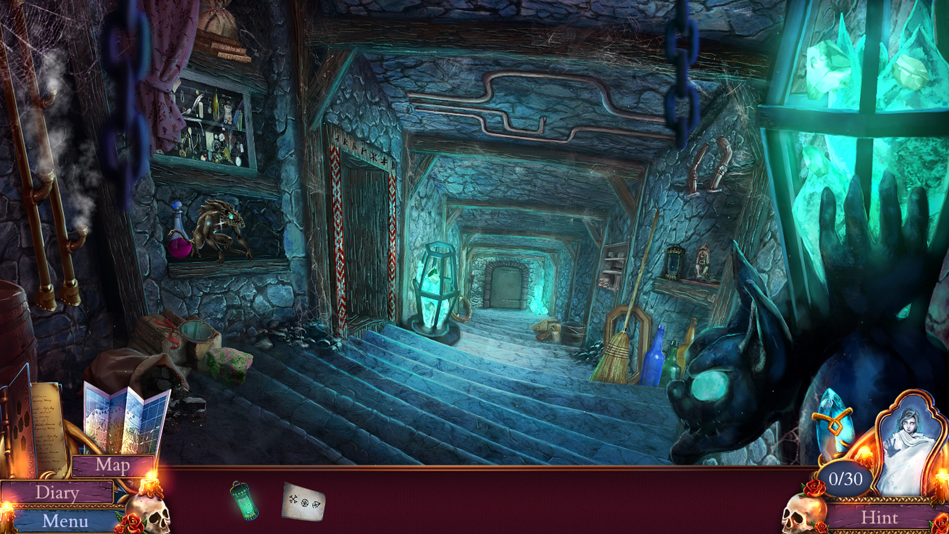 Eventide 2: The Sorcerers Mirror Screenshot 3