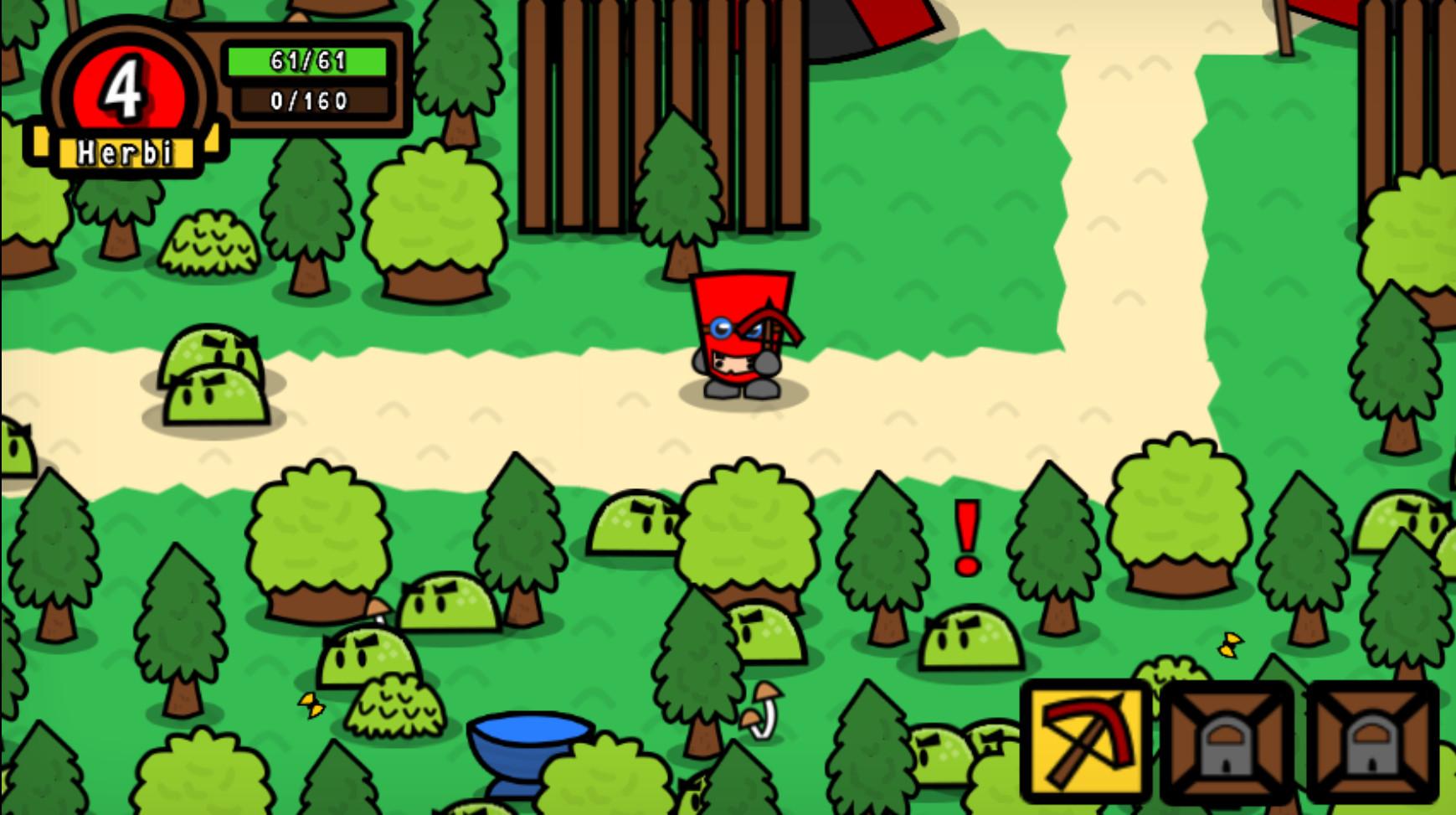 Showdown Adventure Screenshot 1