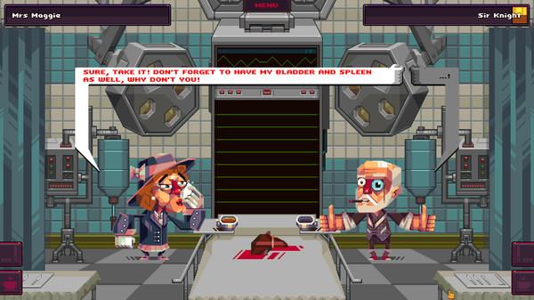 Screenshot of Oh...Sir! The Insult Simulator