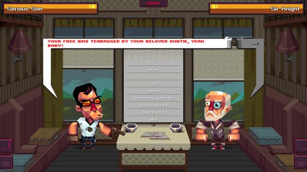 Oh...Sir!! The Insult Simulator скриншот