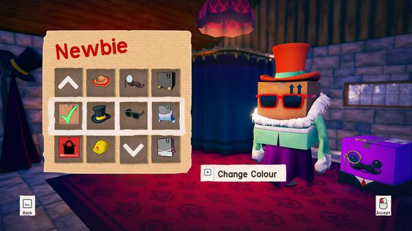 Скриншот №10 к Unbox Newbies Adventure