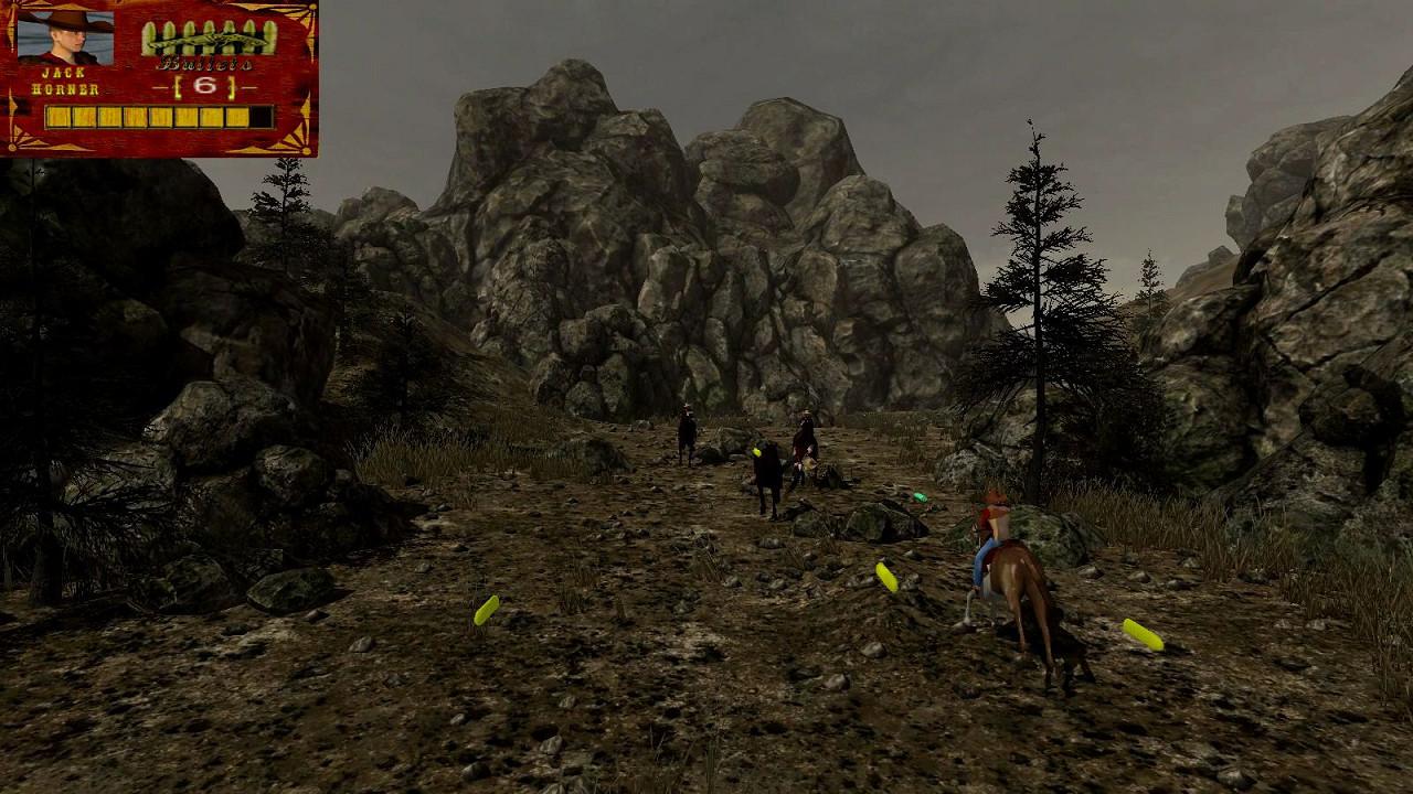 Cursed West Screenshot 2