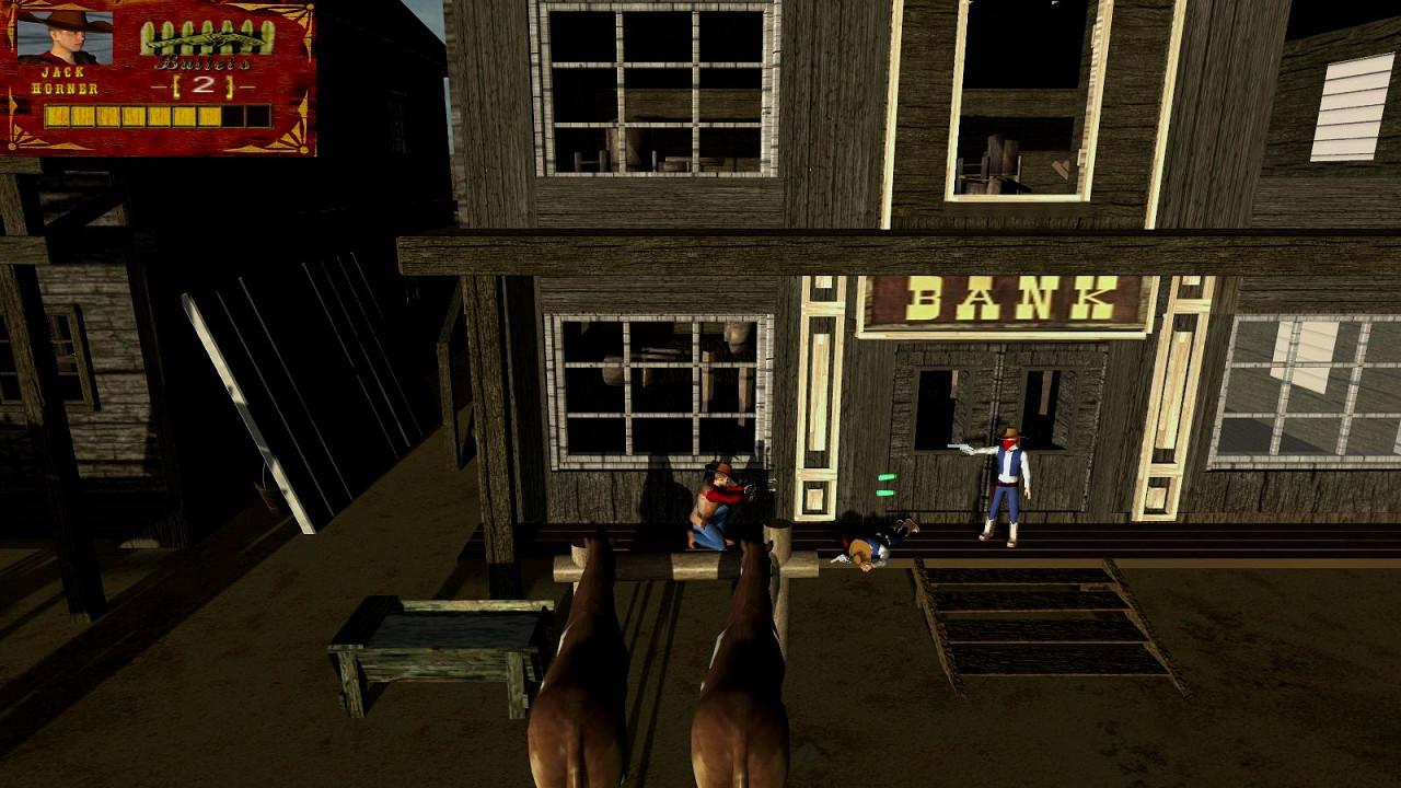Cursed West Screenshot 1