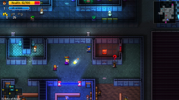 Streets of Rogue Screenshot