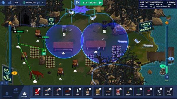Скриншот №8 к Party Tycoon