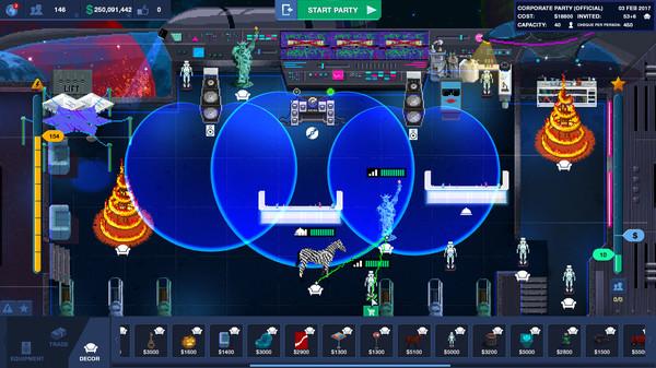 Скриншот №2 к Party Tycoon