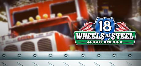 18 Wheels of Steel: Across America Cover Image