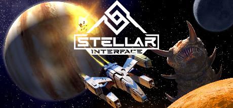 Game Banner Stellar Interface